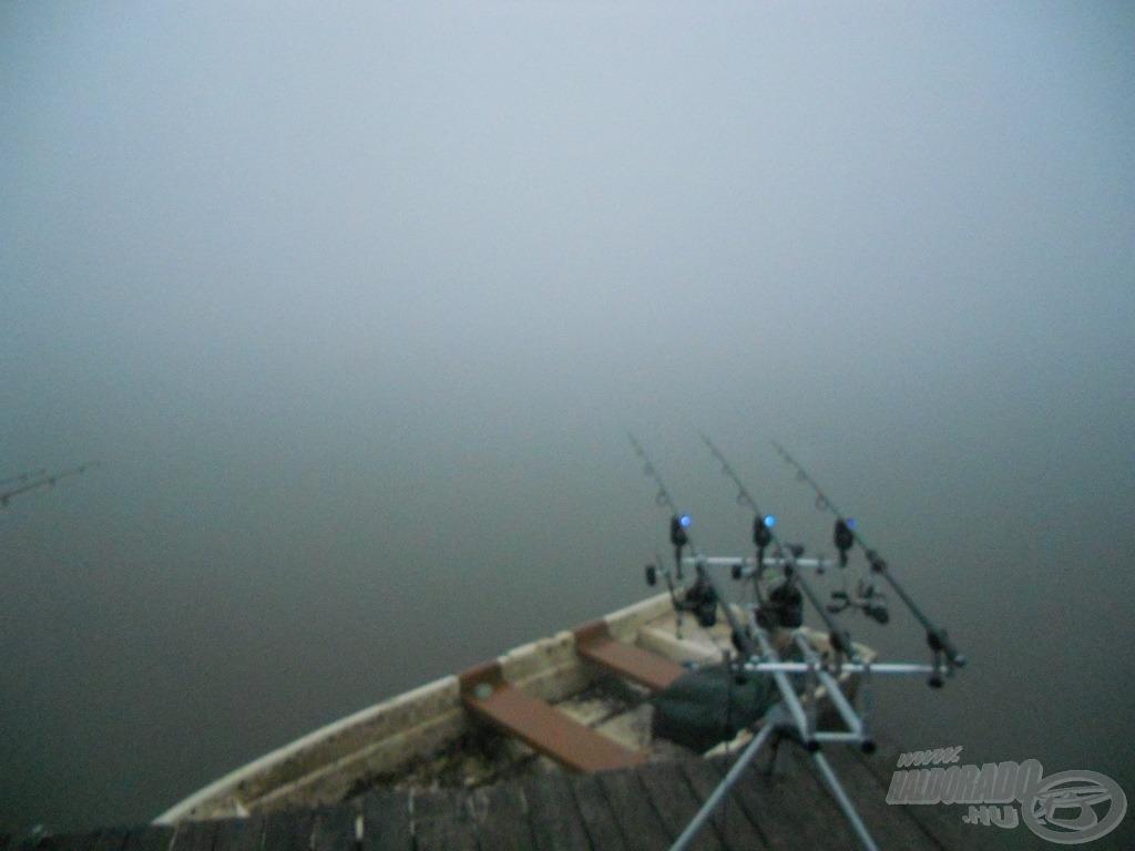 Az a bizonyos ködös-eltévedős reggel