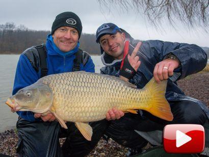 Hideg vízi pontyhorgászat feederrel 21. rész – Viharos tavasz