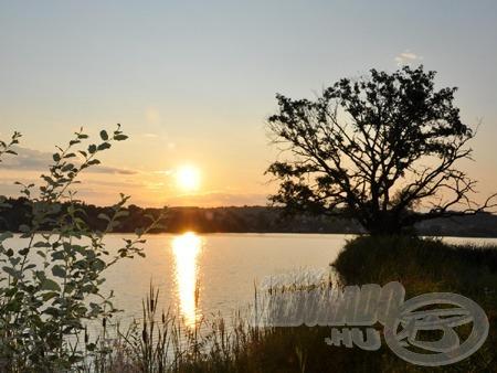 Nyáron mennyivel szebb…! (forrás: www.carpmind.hu)