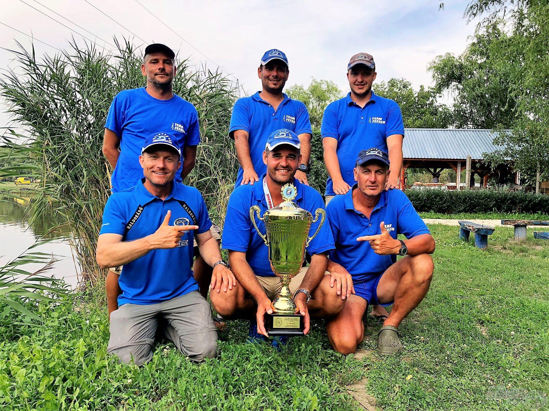 Hogyan legyél Magyar bajnok 1. lépés: Kell egy jó csapat!!!!