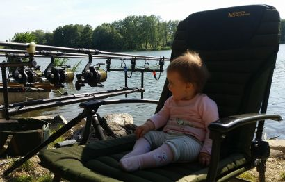 Horgászik a család 1. rész – Két nap Lőrintén