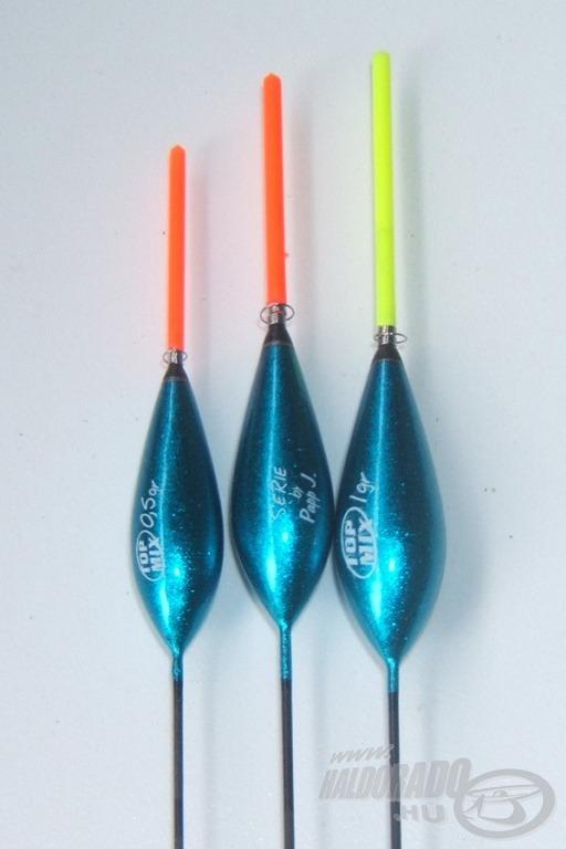 A BLUE CARP úszó terhelhető is, és csőantennája miatt az áramlást is jól bírja. Tökéletesen megfelel a mélyebb vizeken való paszta horgászathoz