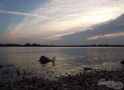 Húzós vízben 2. rész - A bősi Duna dévérei