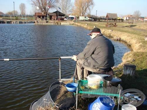Aki horgászni akart a Tóth-tavon, akár ezt is megtehette
