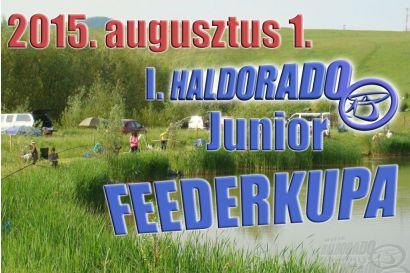 I. Haldorádó Junior Feeder Kupa versenykiírás
