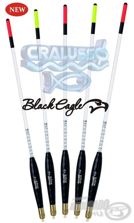 Az új, elegáns megjelenésű Black Eagle úszónál a súlypont megváltoztatásával még könnyebben használható, kezelhető úszót kaptunk, melyben élvezhetjük a kalibrációs megoldás előnyeit is