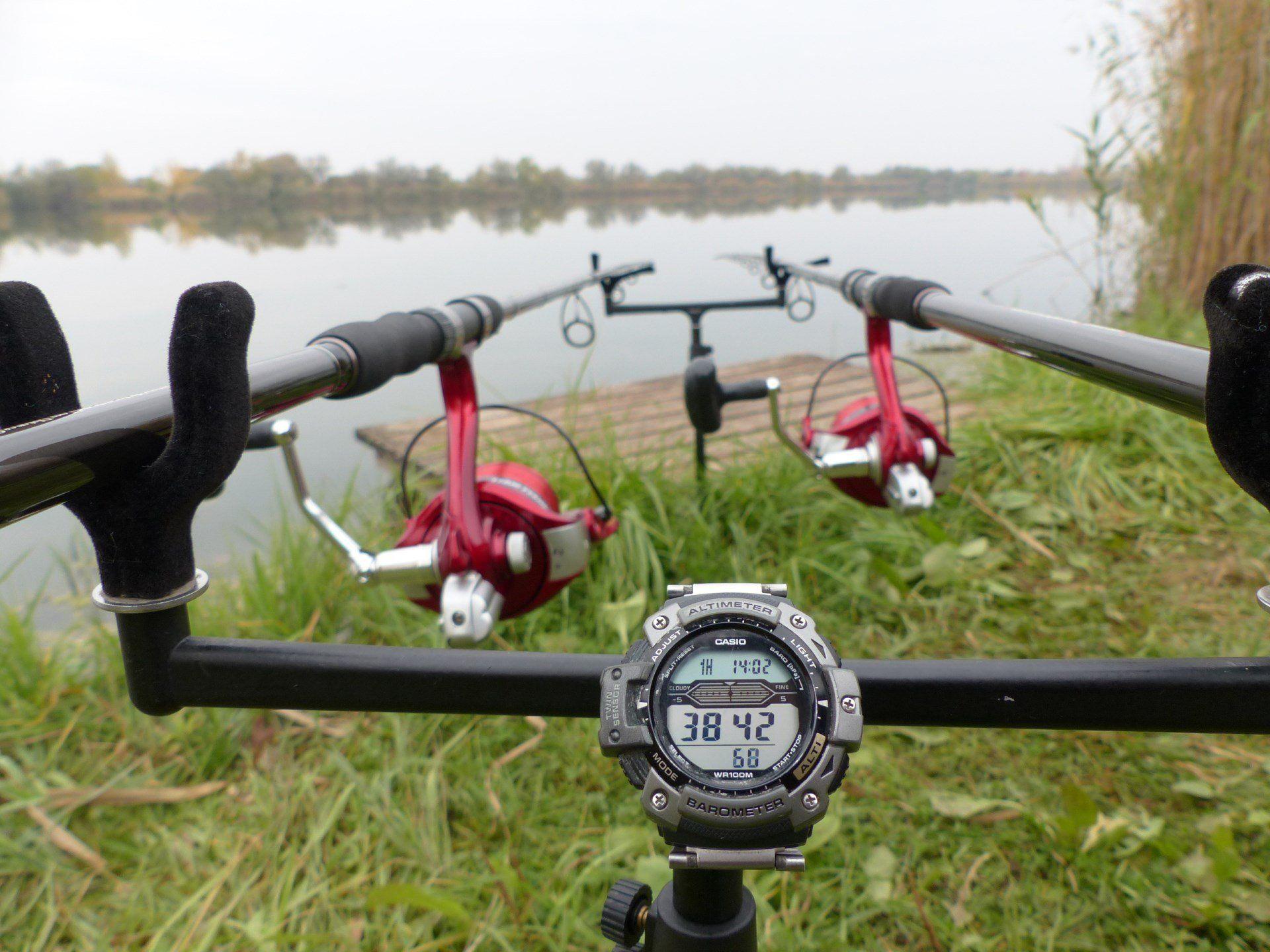 Nem volt túl sok akció a délelőtt folyamán. Több mint másfél órája voltak bedobva a végszerelékek, mégsem voltam ideges. Ki kell ülni az ilyen tavakon a halat!