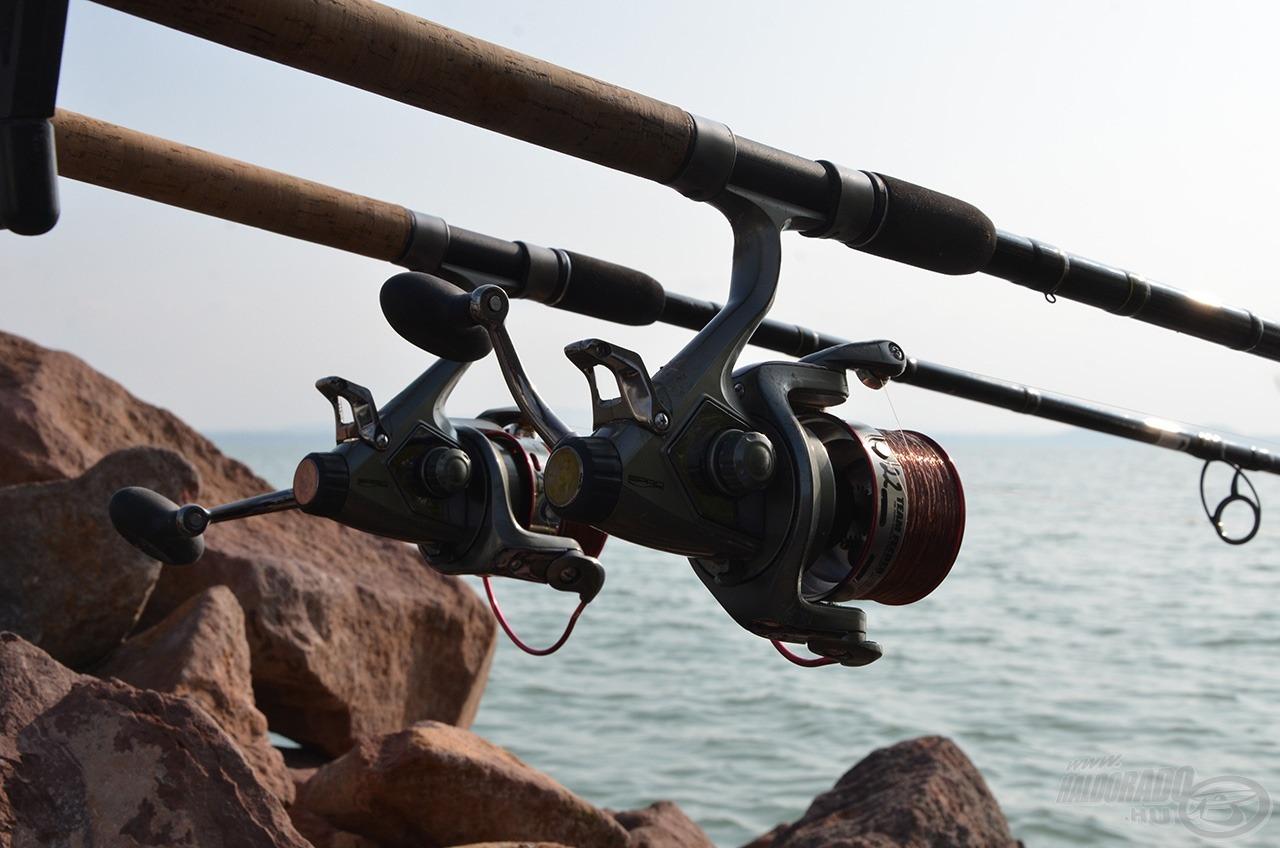Ha nem történik semmi, akkor is jó itt horgászni