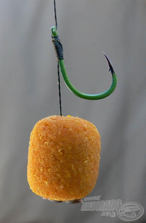 … míg a kisebb méreteit a feederezők is szívesen használják