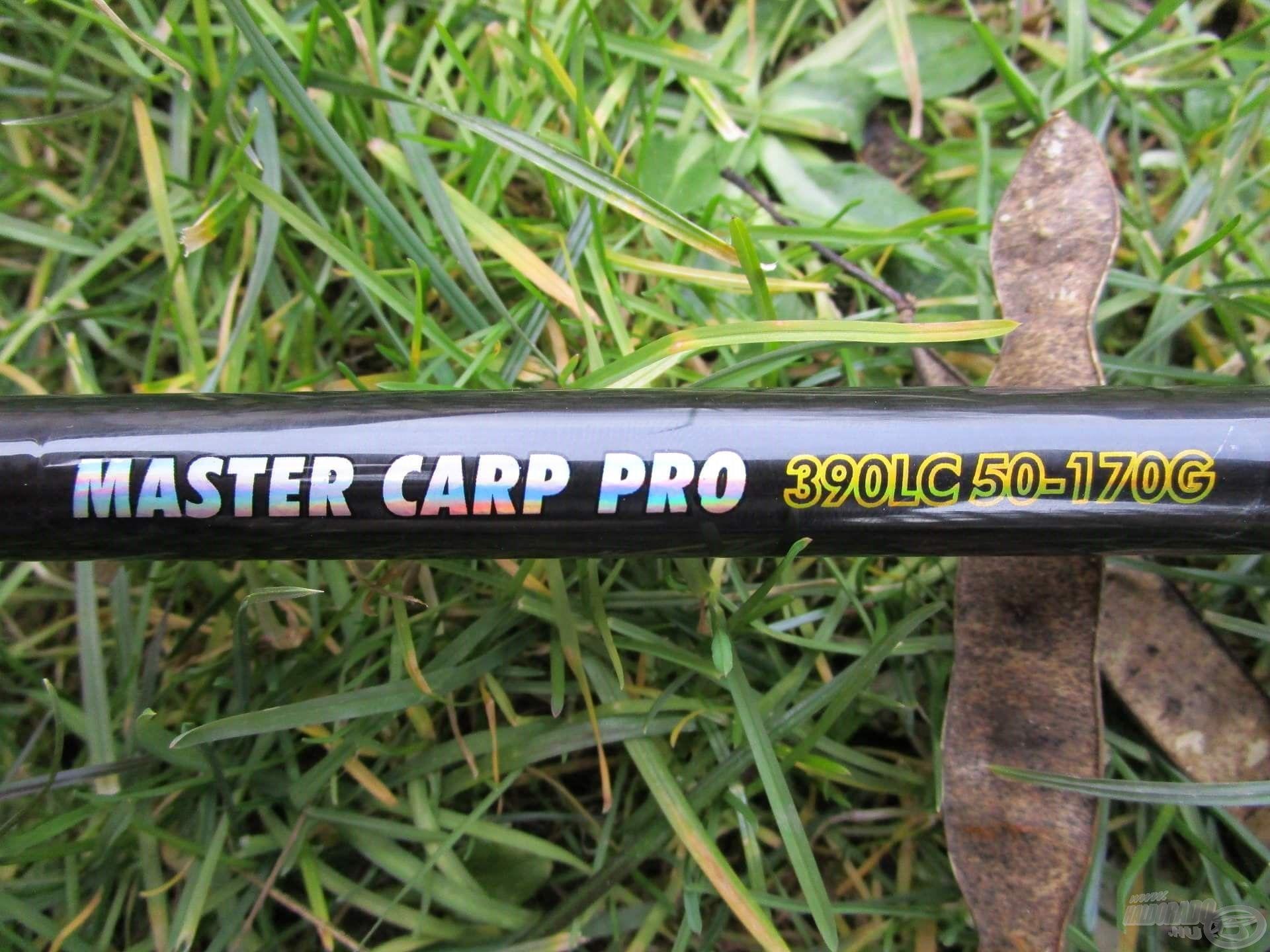 A By Döme TEAM FEEDER Master Carp 390LC tökéletes a nagy távolságok eléréséhez