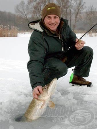Ritka az olyan horgászat, mikor egy társaságból mindenki fog halat, nekünk nagy örömünkre ez sikerült