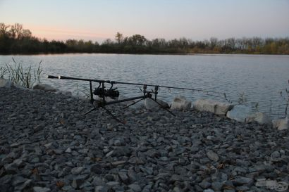 Limitált időben – egyéni rekord a Vácicka Carp Lake-ről