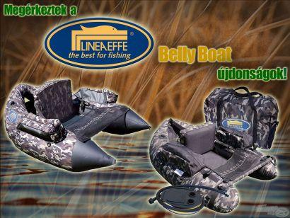 Lineaeffe Belly Boatok a Haldorádó kínálatában