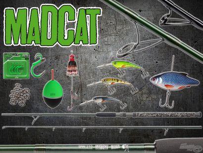 MAD CAT újdonságok 2018 a Haldorádó kínálatában