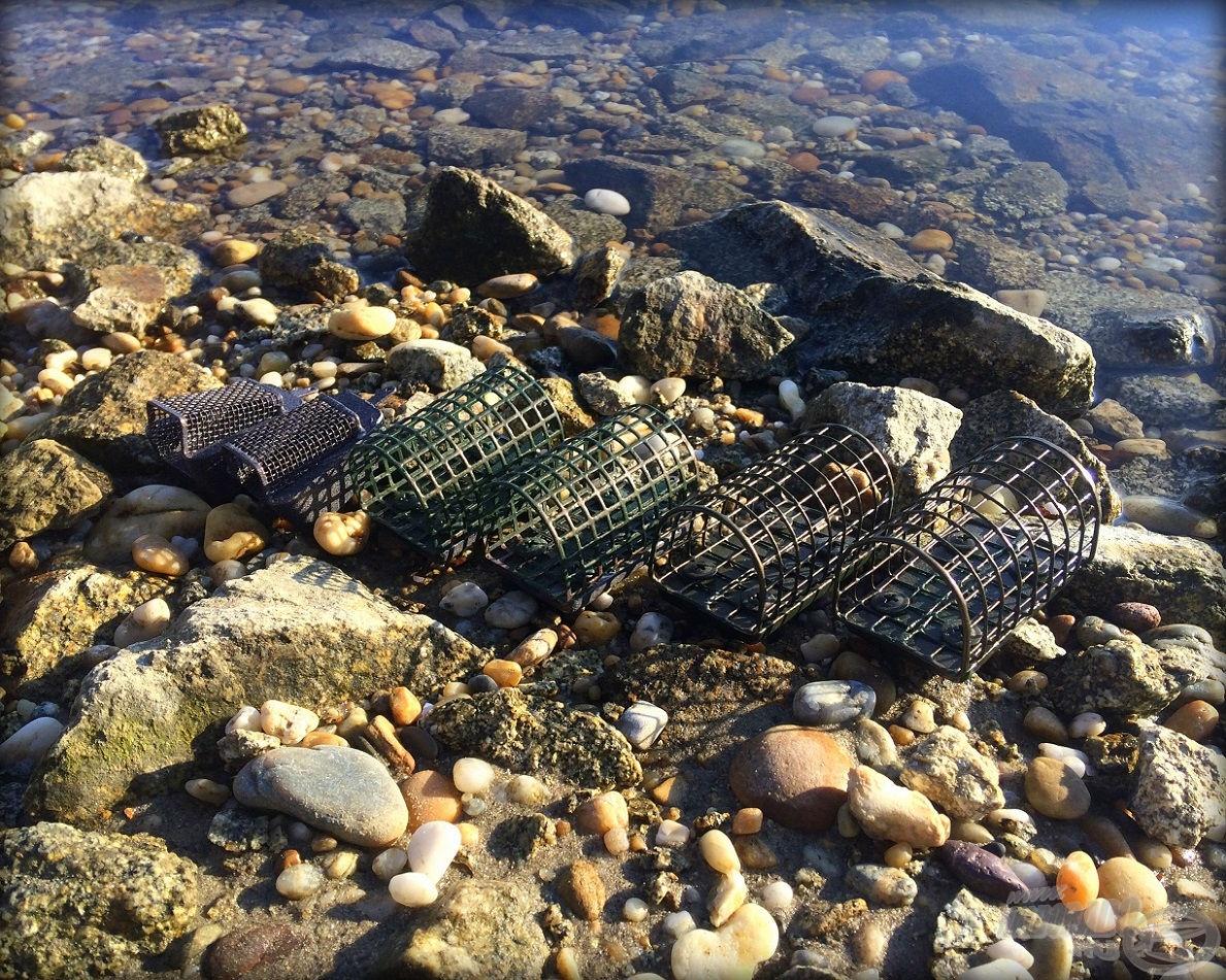 Számomra nélkülözhetetlenek folyóvízi horgászataim során