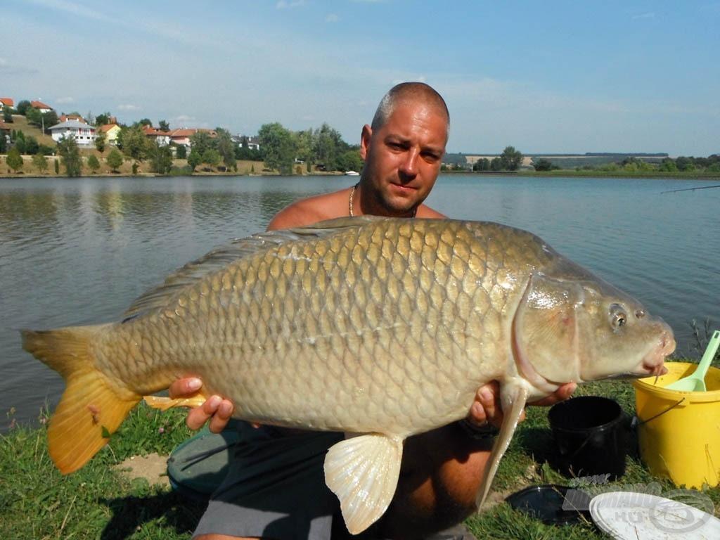 13,20 kg-os pikkelyes