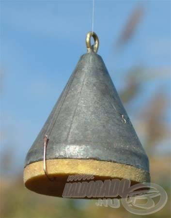 A gumitalpas használatra készen