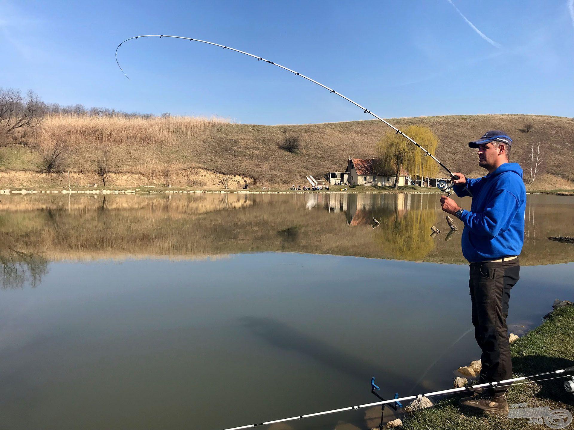 A Pro Method Feeder botok a haladó method horgászok kedvencévé vált az elmúlt évben