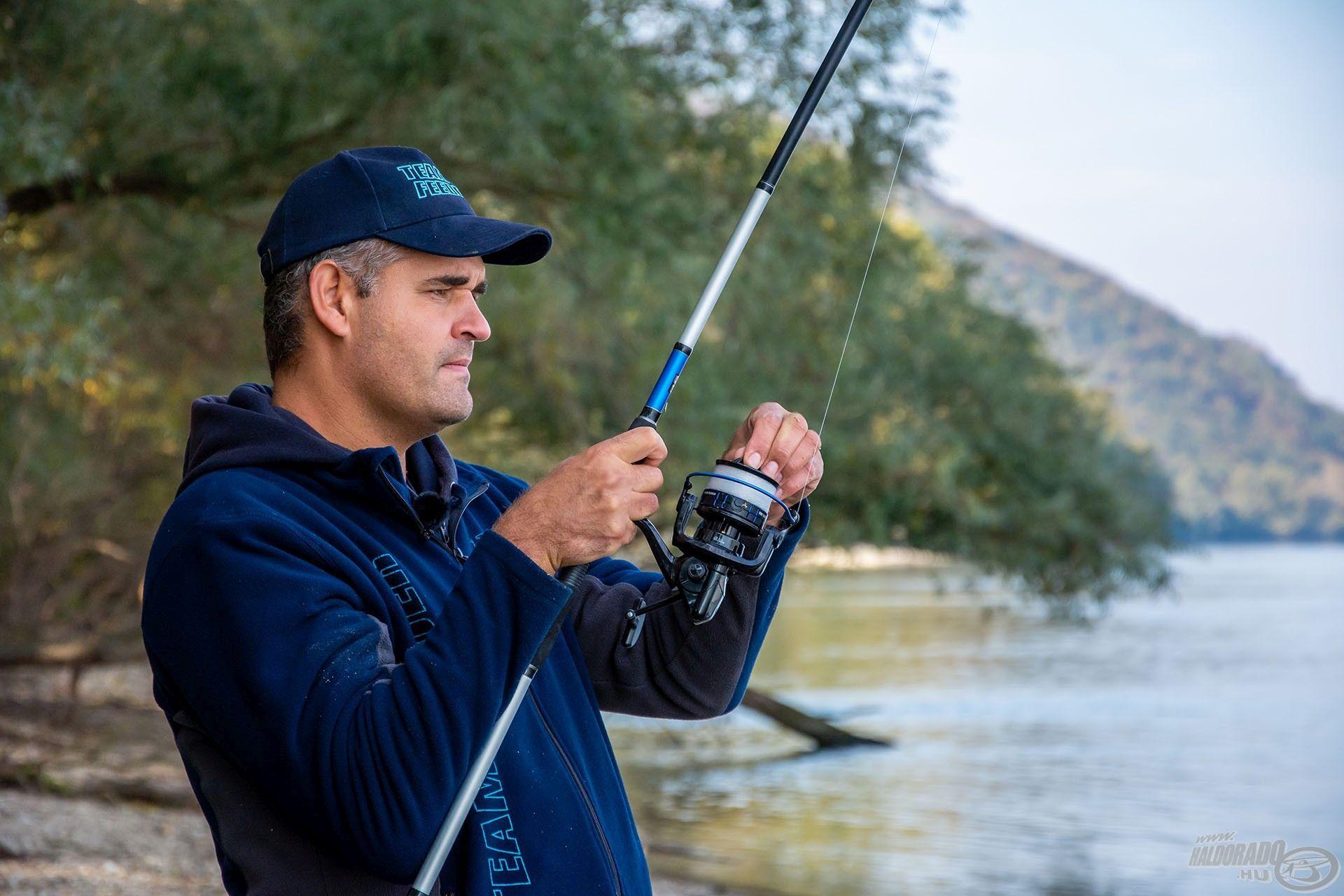 A Super Sensitive zsinórok a finomszerelékes horgászatokra készültek, de megállják a helyüket akár folyóvízen is!