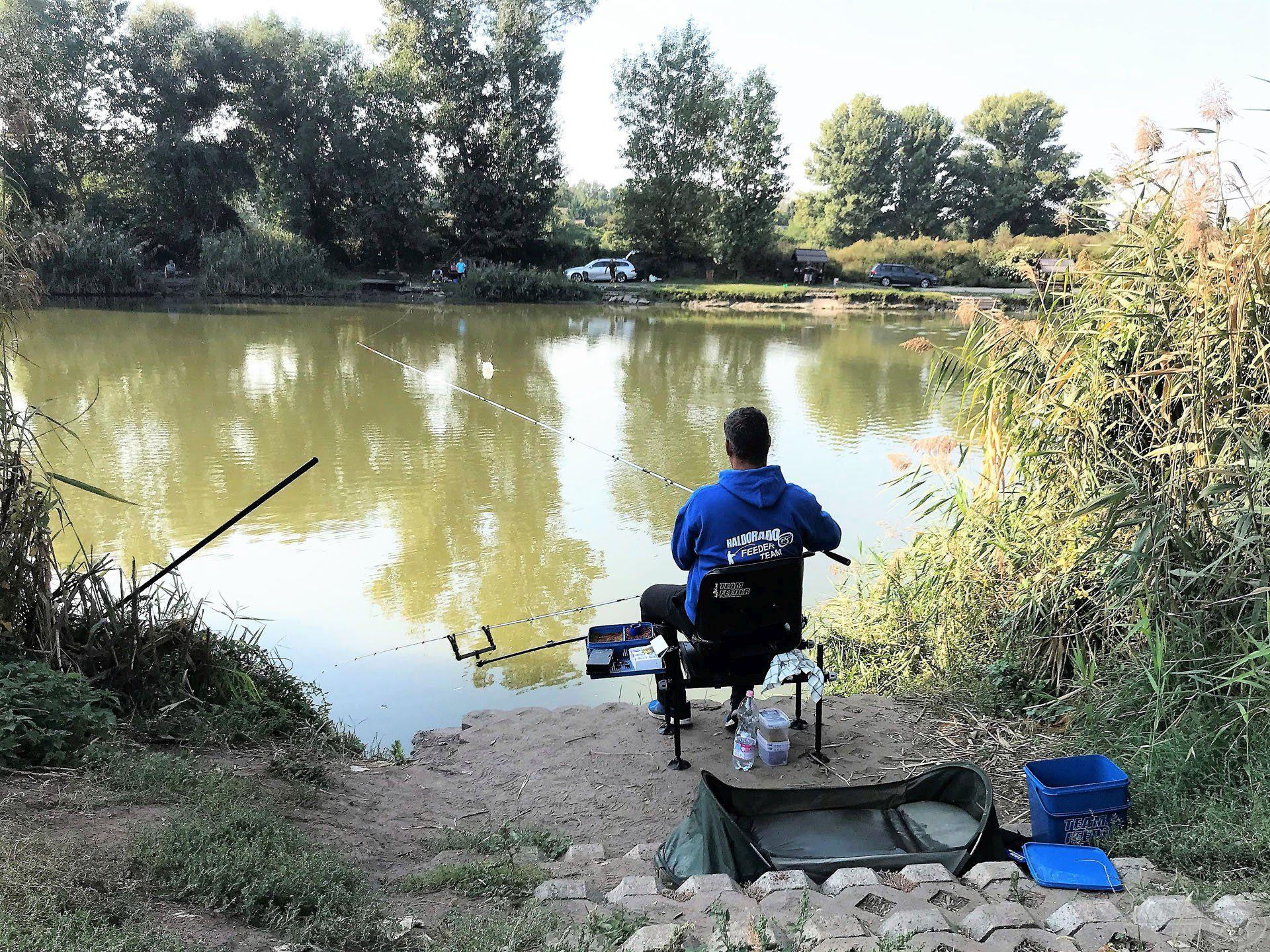 A rövidebb változatokkal a partközeli horgászat űzhető sikerrel