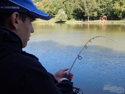 Mindenhol jó, de a legjobb Olaszon! - avagy az Olaszi Horgásztó ajándéka