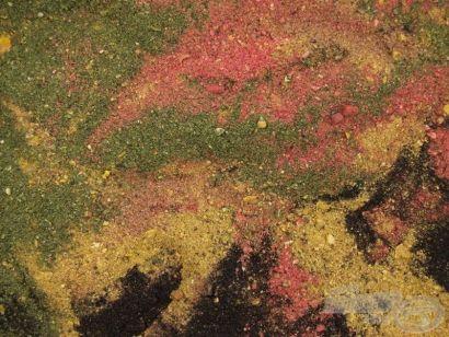 Mixer 6. rész - Hogyan változtassuk meg az etetőanyag színét?
