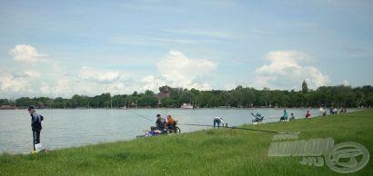 Mozgássérültek Horgászversenye 2008.
