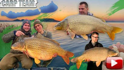 Nagy Pontyok Nyomában 23. rész – Tavaszi nagyponty-horgászat a Balaton körül