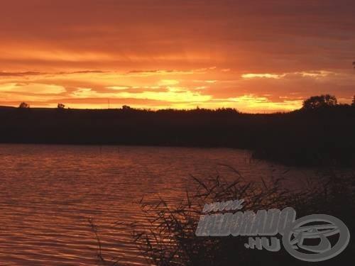 A bojlis horgászmódszer a Nagybivalyos-tórendszeren is eredményes