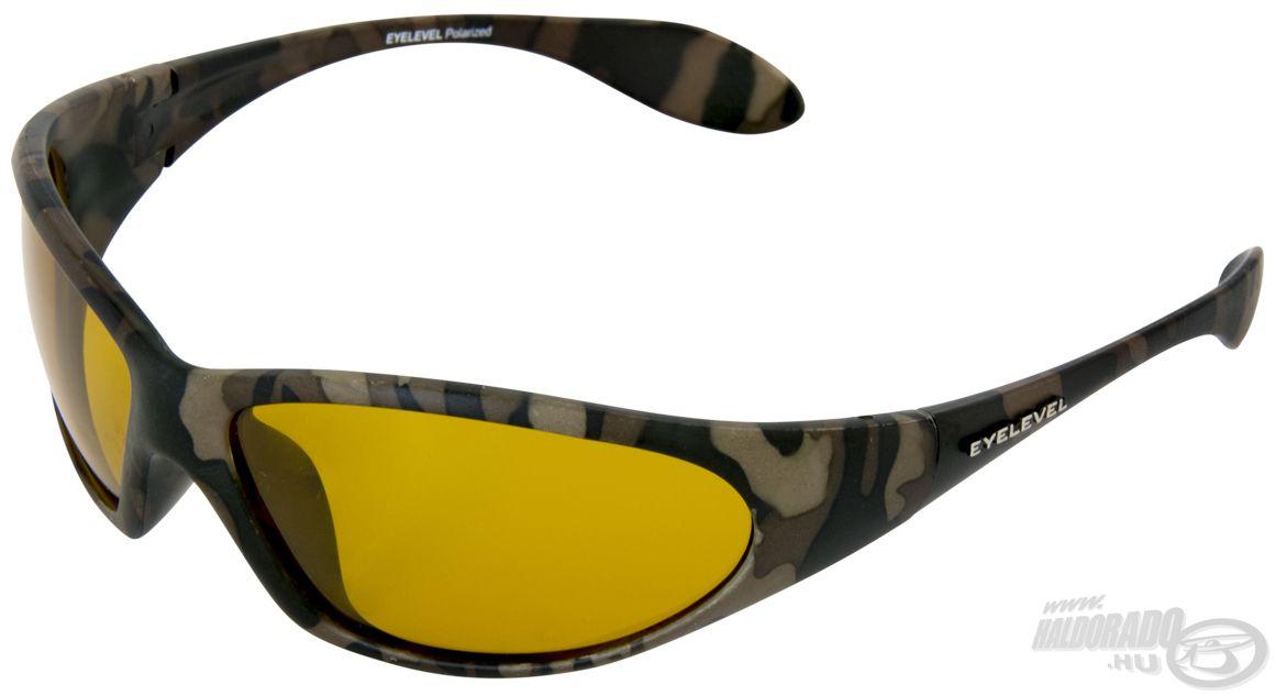 EYELEVEL Camouflage Yellow napszemüveg