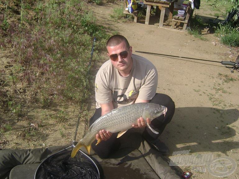 A nap második és legnagyobb hala