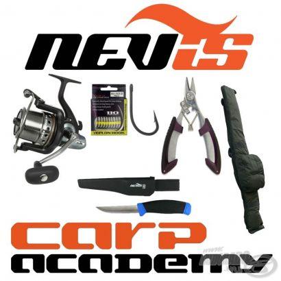 Nevis és Carp Academy újdonságok a Haldorádó kínálatában