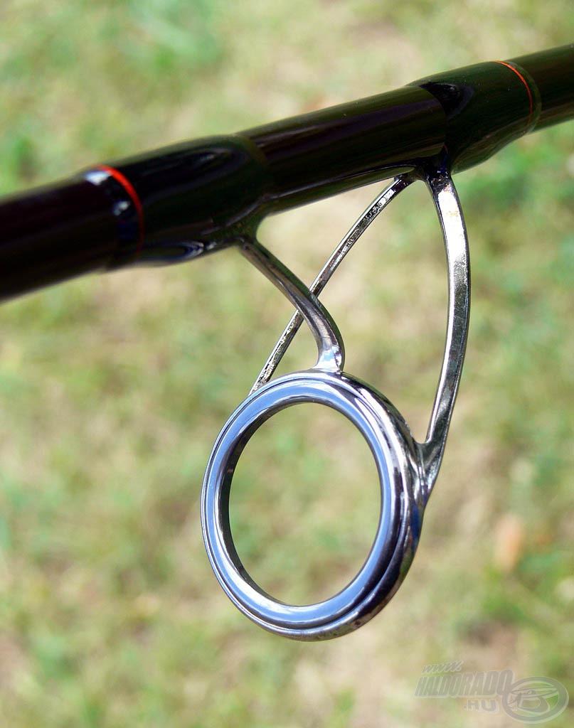 Az új, döntött távdobó gyűrűk eddig nem voltak elérhetőek ebben a kategóriában
