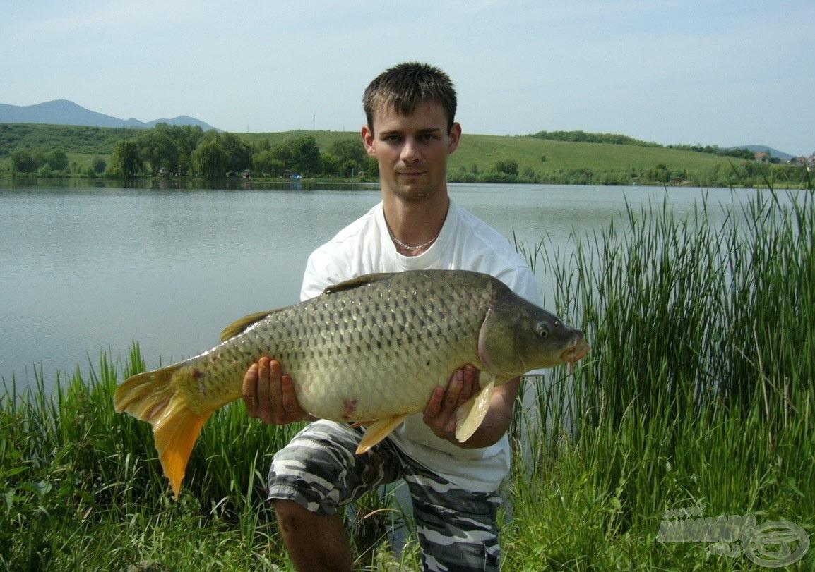 A Trinity Carp első hala
