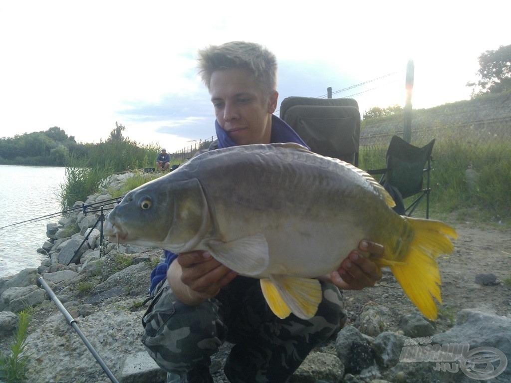 A pontos, céltudatos horgászat eredménye