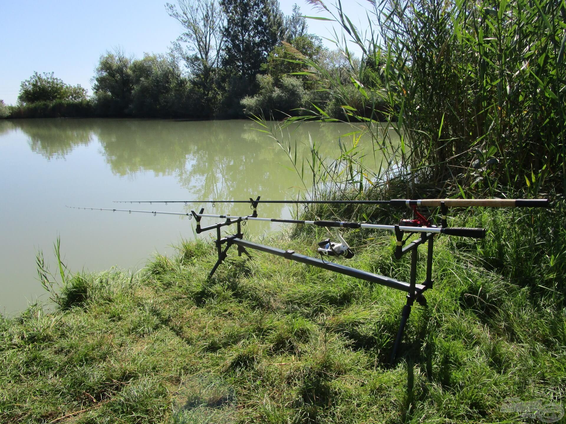 Számomra a feederbotos horgászat az igazi!
