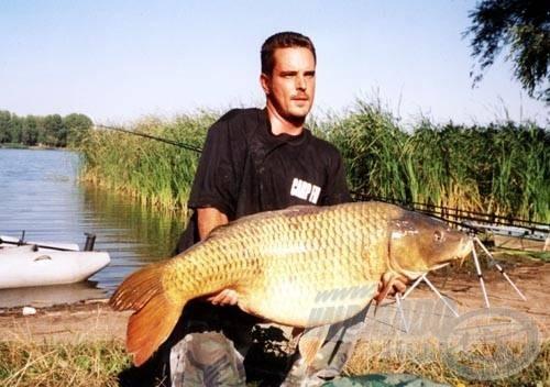 Palotáson nem elérhetetlen a 20 kilón felüli pontyfogás, de már 25 kiló feletti példányokkal is összeakadtak a horgászok