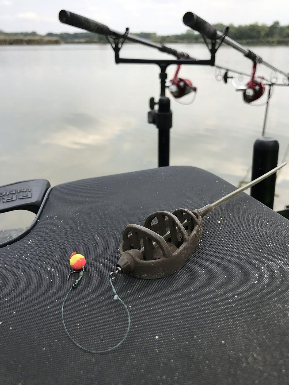 A nagy távolságú method feeder horgászat itt a siker egyik titka