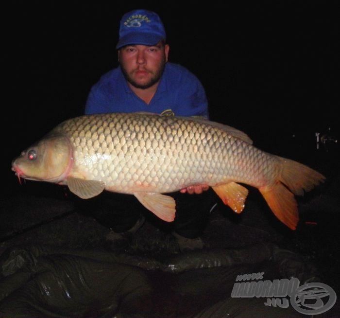 A horgászat legnagyobb hala közel 10 kg