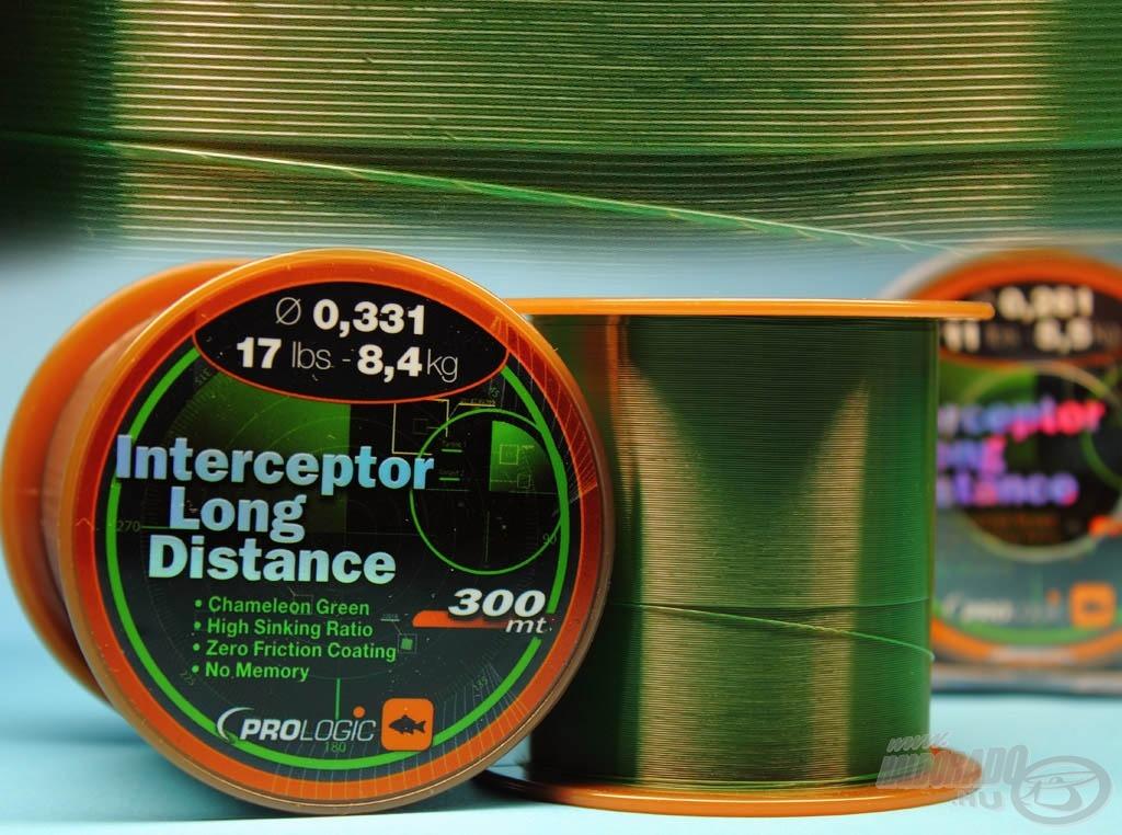 Kaméleon zöld színű, precíziós tekercseléssel készült a zsinór