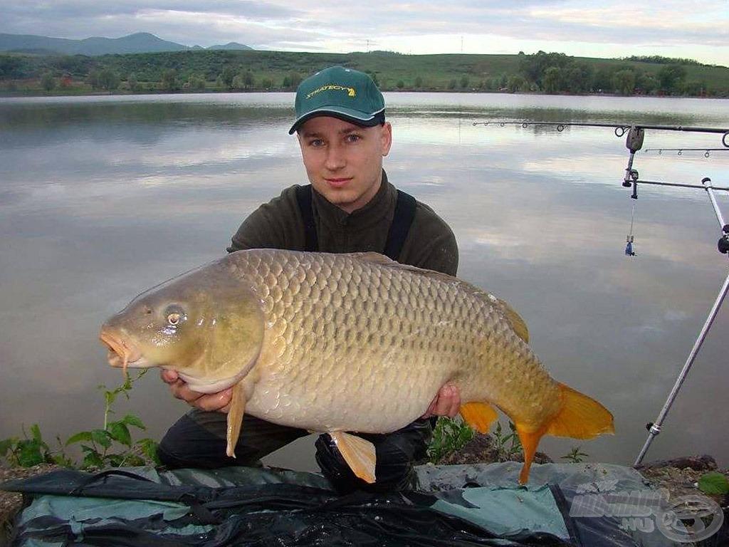 Sok szép halhoz segítettek már hozzá a különféle PVA termékek!