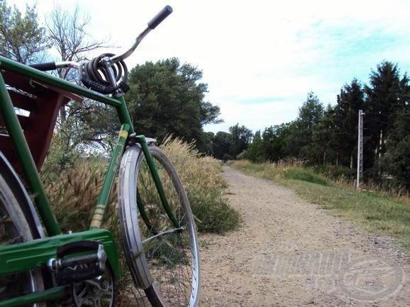 Kerékpárral a Dunára