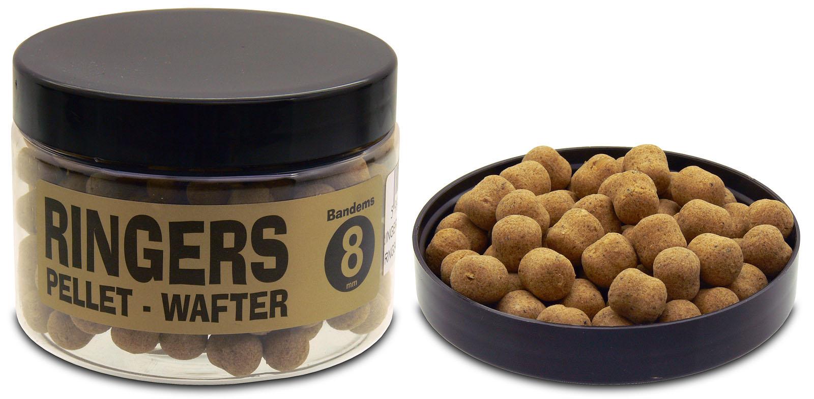 Hajszálelőkén és csalitüskén egyaránt kiválóan használható, 4 évszakos wafter csali a Ringers palettáról!