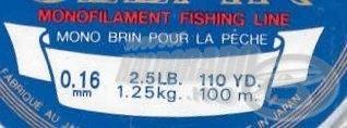 A damil csomagolásán az lb. a szakítósilárdságot fejezi ki librában, a yd. a damil hosszát yardban