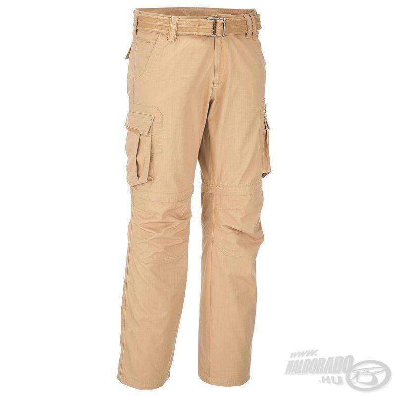 A Quechua Profilter UPF 40+ UV szűrős nadrág egy maximális kritériumok szerint tervezett, rendkívül kényelmes és strapabíró öltözék