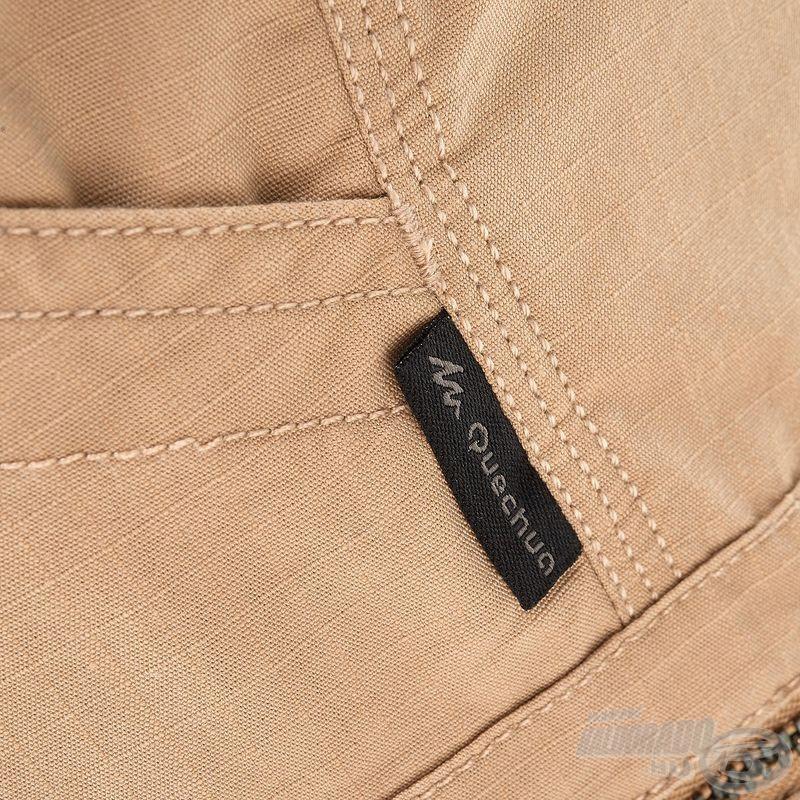 A nadrág minden varrása és illesztése jól láthatóan erős, precíz munkát tükröz. Ezt a terméket úgy tervezték, hogy hosszú távon számíthasson rá tulajdonosa intenzív használat esetén is!