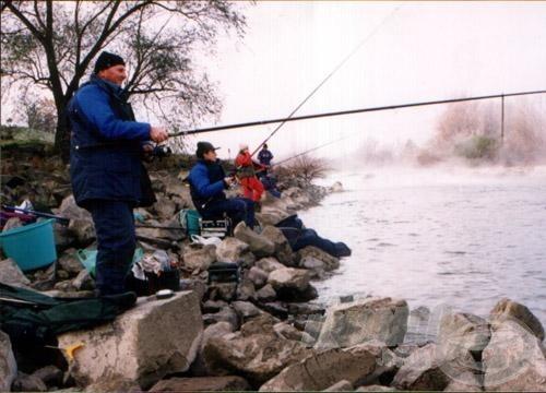 Ekkor horgászban sincs hiány