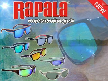 Új Rapala napszemüvegek a Haldorádó kínálatában