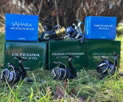 Újabb Shimano termékek a Haldorádó kínálatában