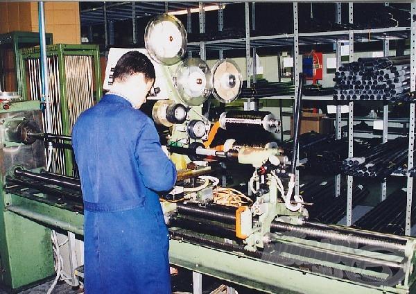 A botgyártó mesterek értik a dolgukat